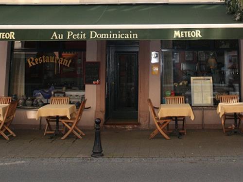 Restaurant Au Petit Dominicain