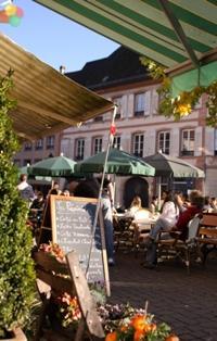 Café, pâtisserie, glacier La Pépinière