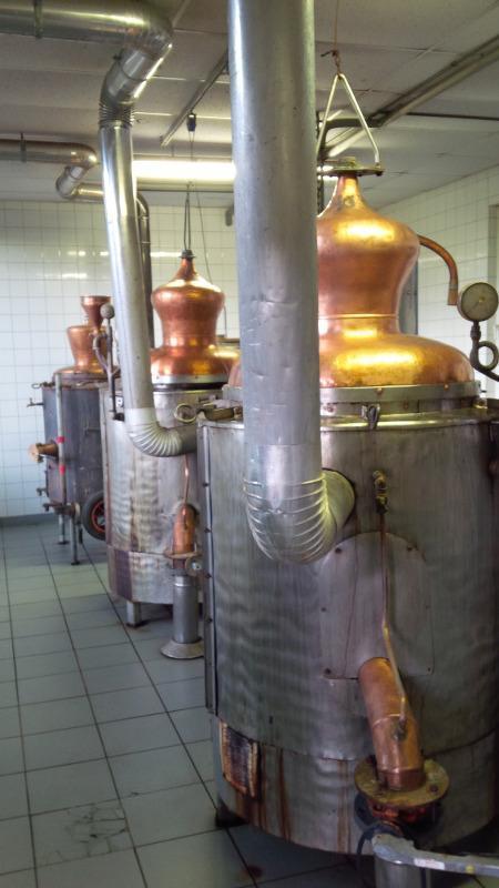 Distillerie artisanale Hoeffler