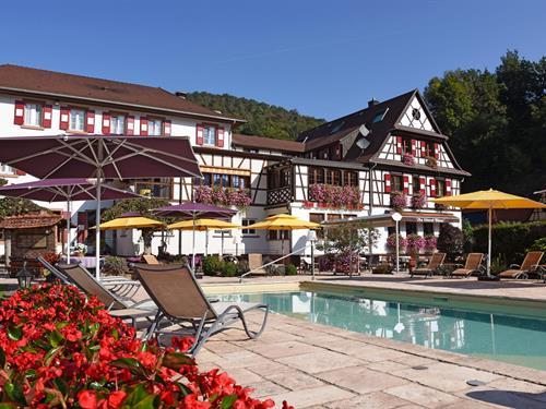 Hôtel-restaurant Au Cheval Blanc