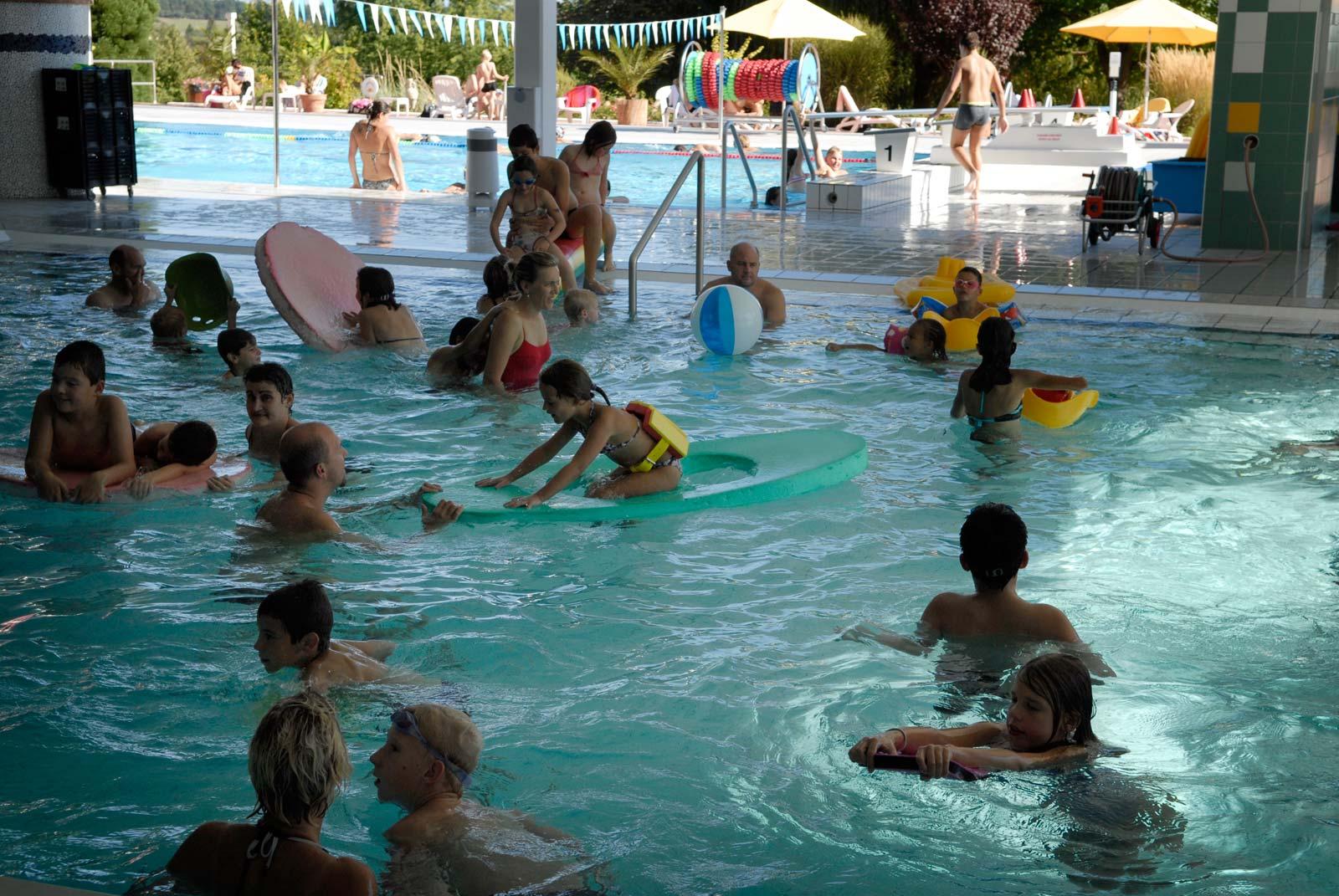 Piscine t hiver les aqualies niederbronn les bains for Piscine rodange horaire