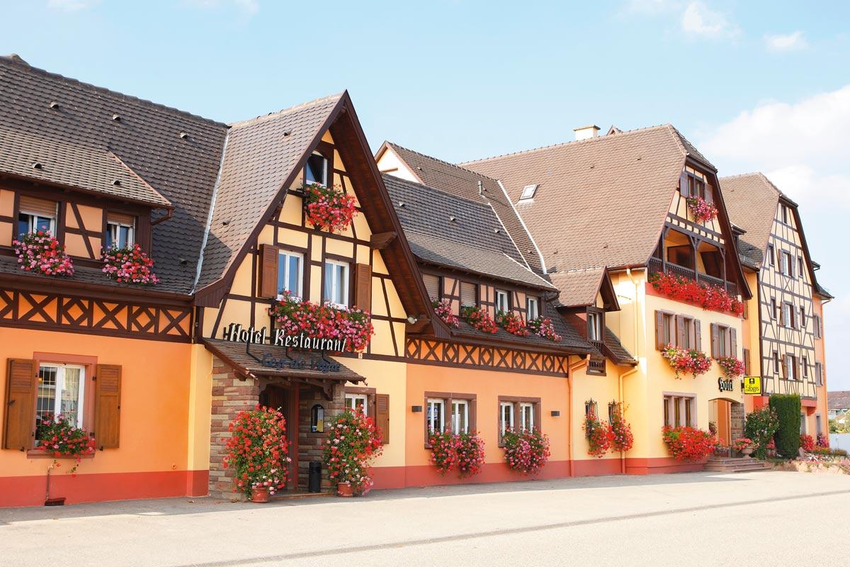 Hôtel Restaurant Au Cep de Vigne