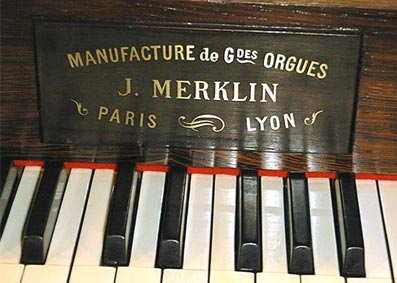 L'heure musicale - Duo d'orgues