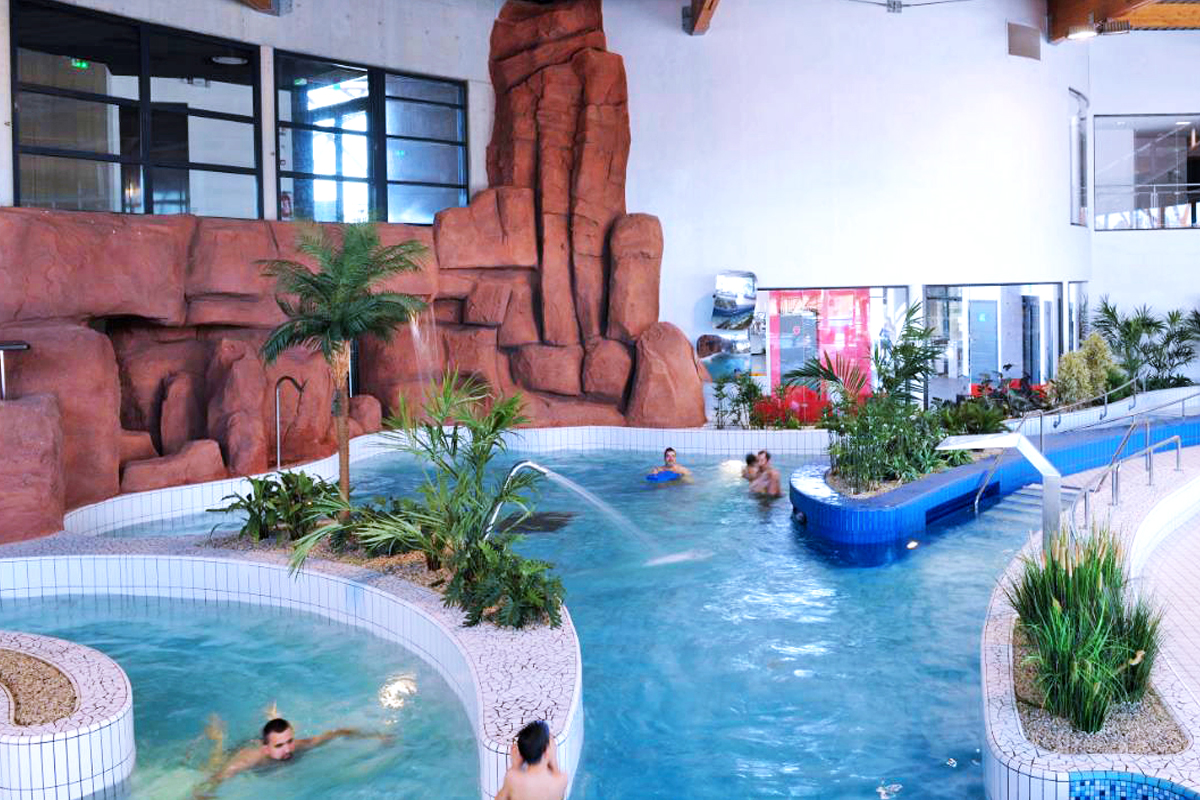 L 39 o espace aquatique for Piscine obernai