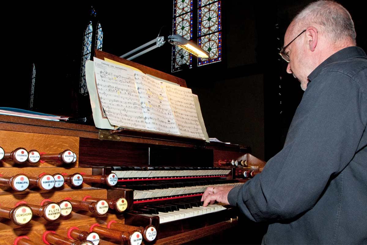 Festival international d'orgue - Cesare Mancini