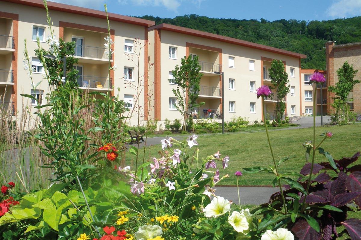 R sidence z nitude les portes d 39 alsace for Appart hotel karlsruhe