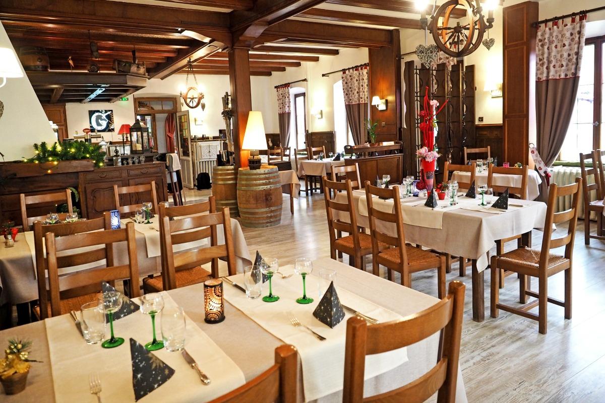 Restaurant les vosges obernai for Restaurant piscine obernai