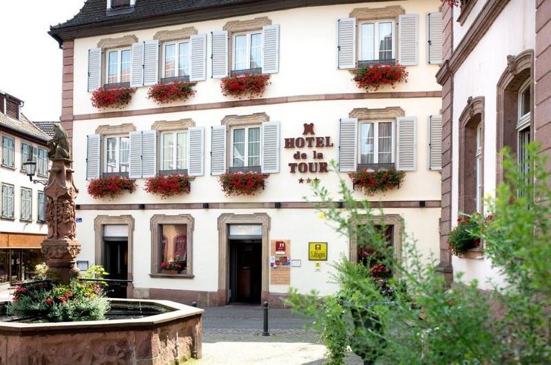 Hotel de la Tour
