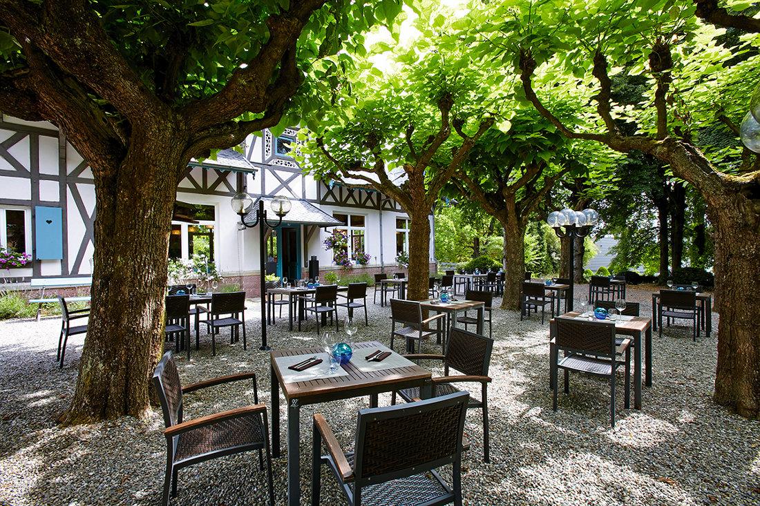 Restaurant Auberge du Parc Carola