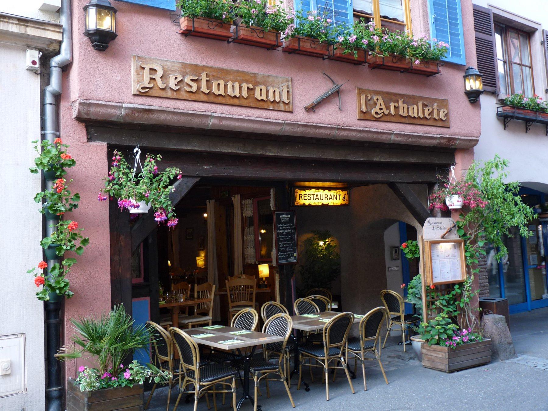 Restaurant l'Arbalète