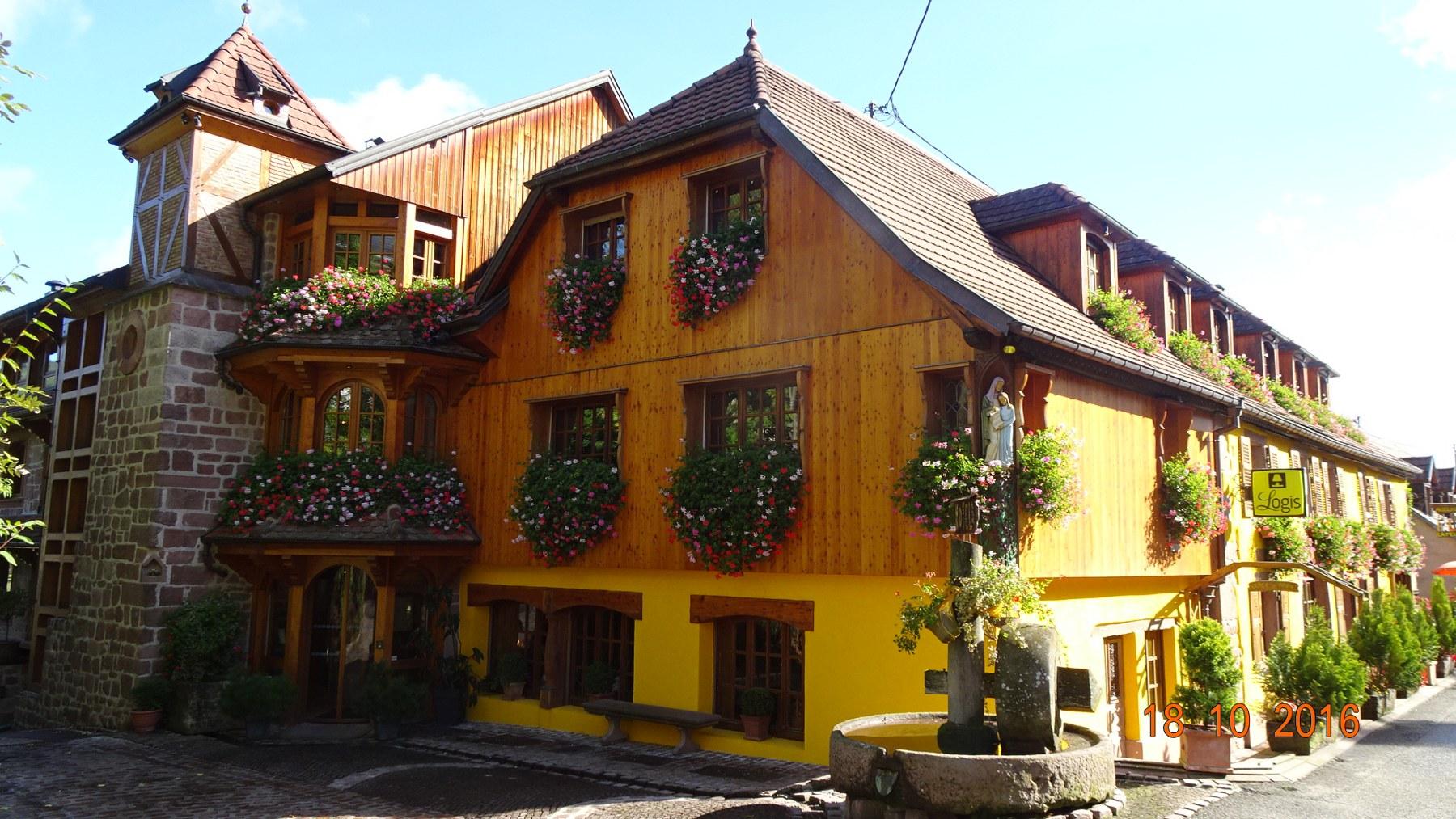 Hôtel Auberge La Meunière