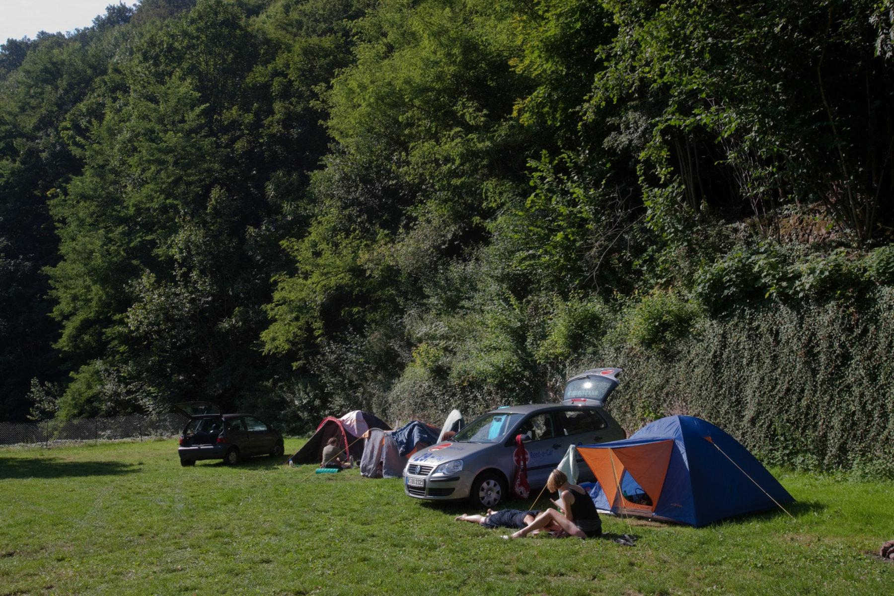 Camping des Trois Châteaux