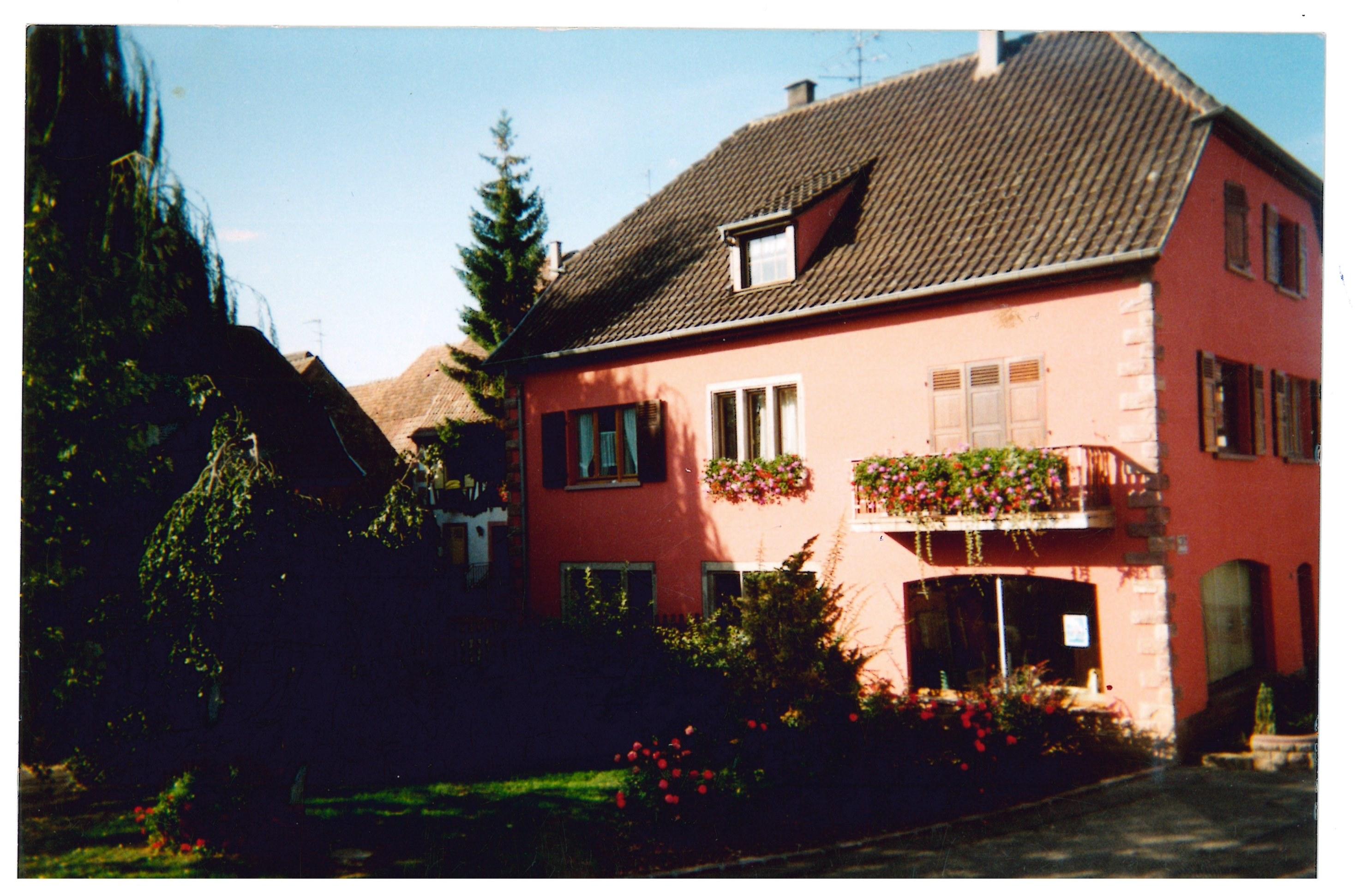 Maison d'hôtes de Mme BECKER Suzanne