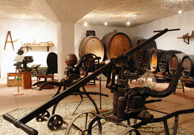 The museum of wine and winemaking