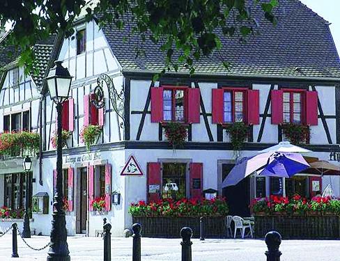 Restaurant Au Cheval Noir