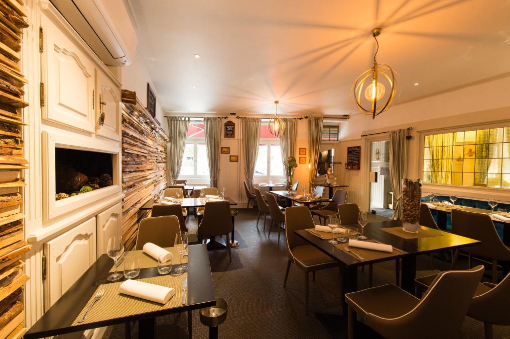Restaurant Au Cheval Blanc
