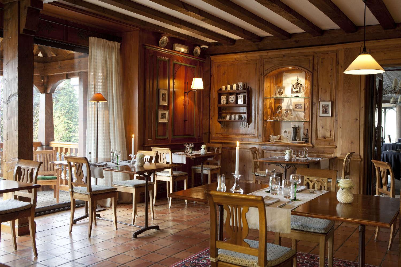 Restaurant - Winstub Le Parc