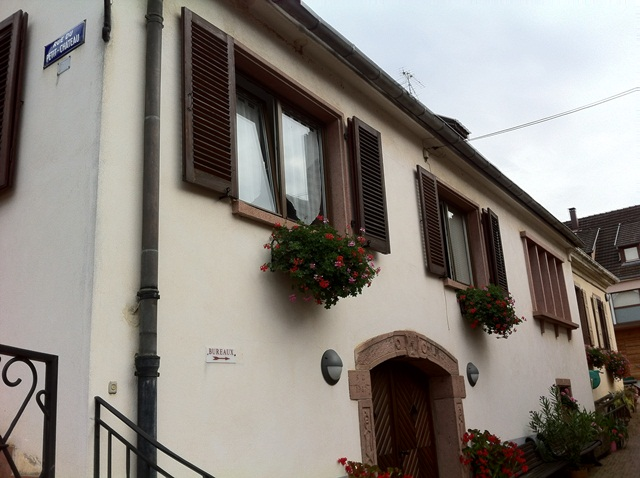 Location saisonni�re BOTT Annette / Edouard