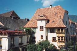 Maison d'hôtes de Mme RIEFFEL-MEYER Michèle