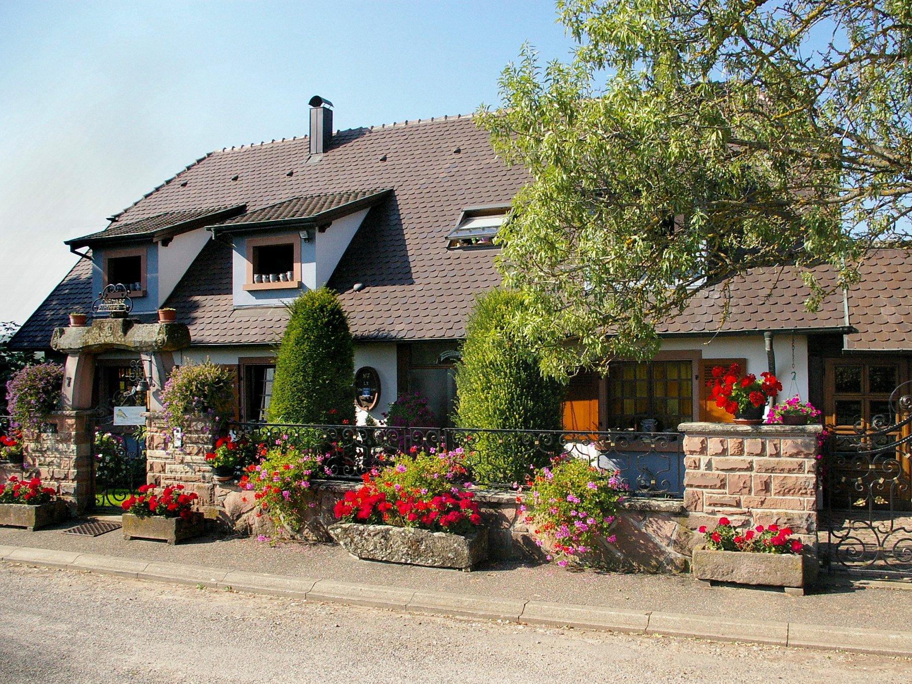 Maisons d h´tes dans le Pays de Ribeauvillé et Riquewihr en Alsace
