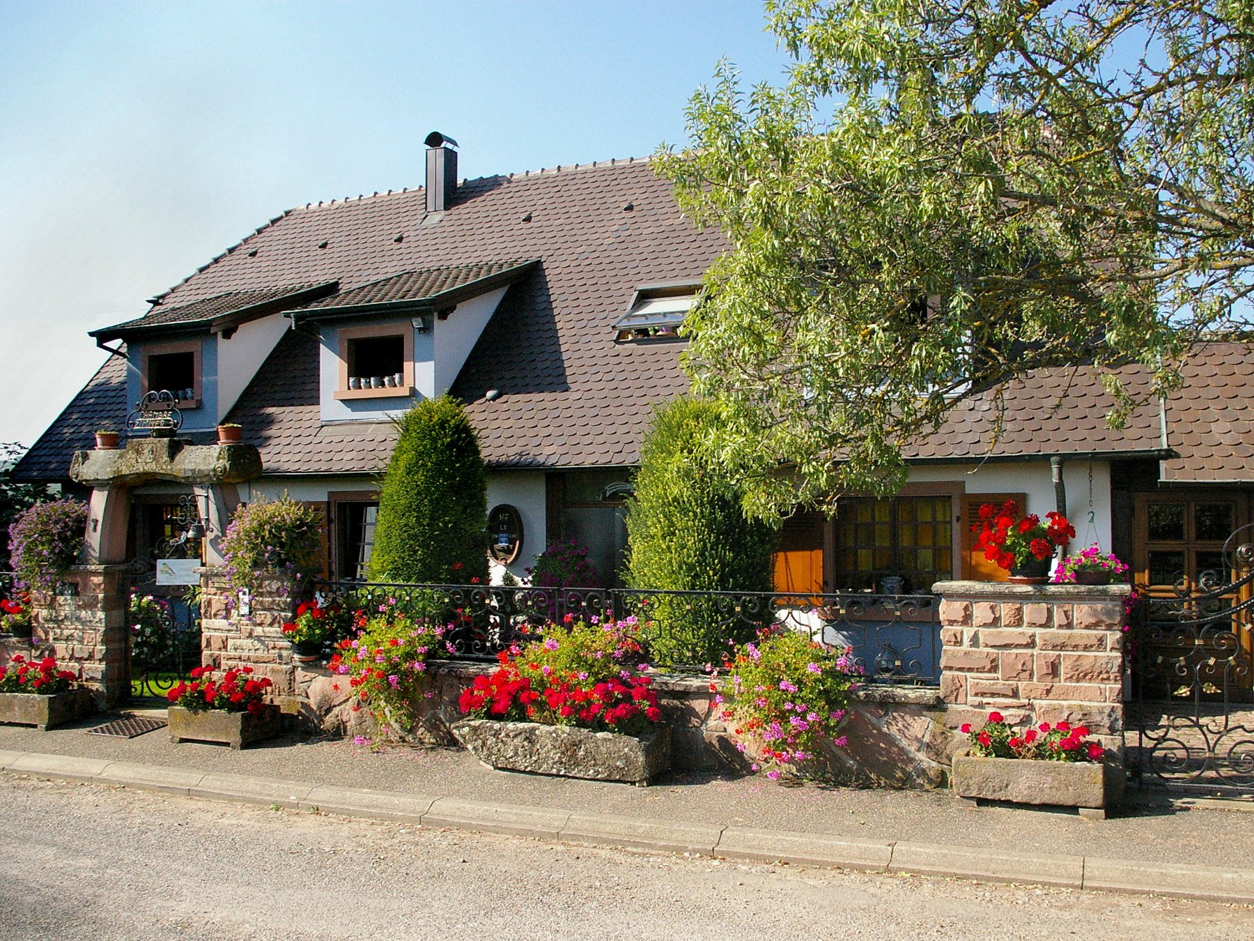 G�stehaus von Frau BRUPPACHER Fran�oise