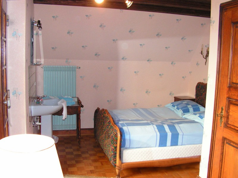 Chambre Riquewihr - Maison d'hôtes Bruppacher Françoise Beblenheim