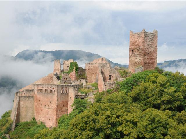 """Castle """"Saint-Ulrich"""""""