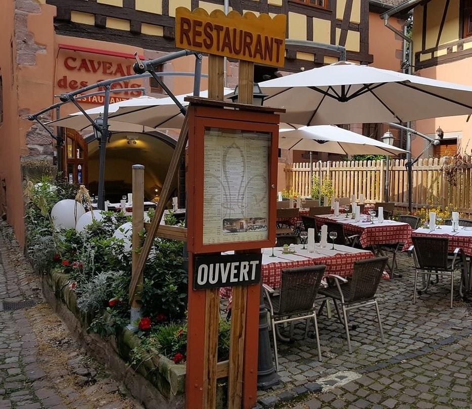 Restaurant Caveau des Rois
