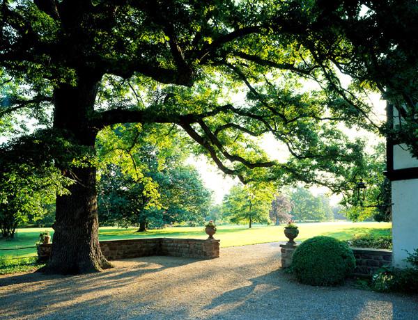 Park von Schoppenwihr (Bemerkenswerter Garten)
