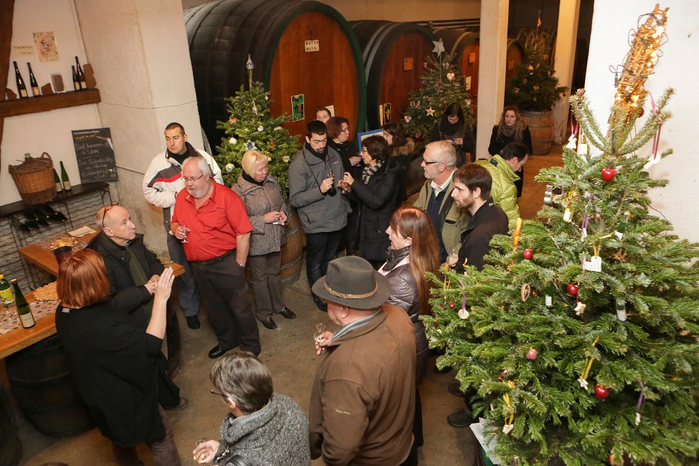 "Tasting workshop : Christmas and its magic of the ""7"""