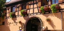Maison d'hôtes de M. KRUGER Thierry / Le Clos des Raisins