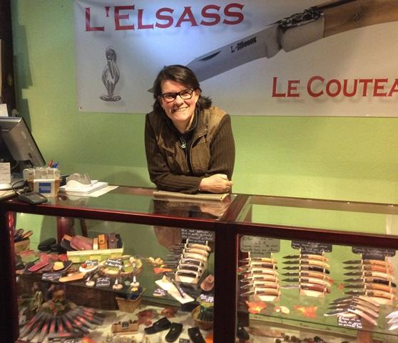 L'Elsass - Le Couteau Alsacien