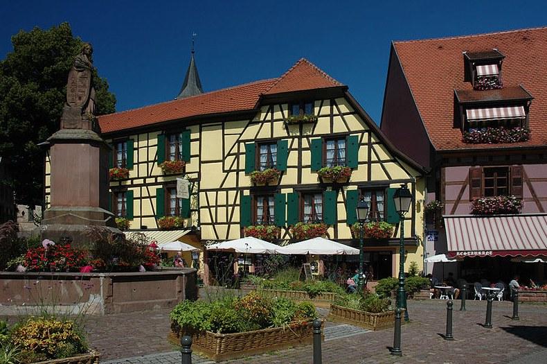 Circuit historique de Ribeauvill�