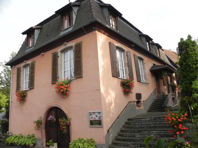 Maison d'hôtes Le Schloessel / ROLLI Constant