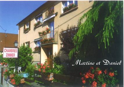 Maison d'h�tes de Mme RENTZ Martine (3 ch)