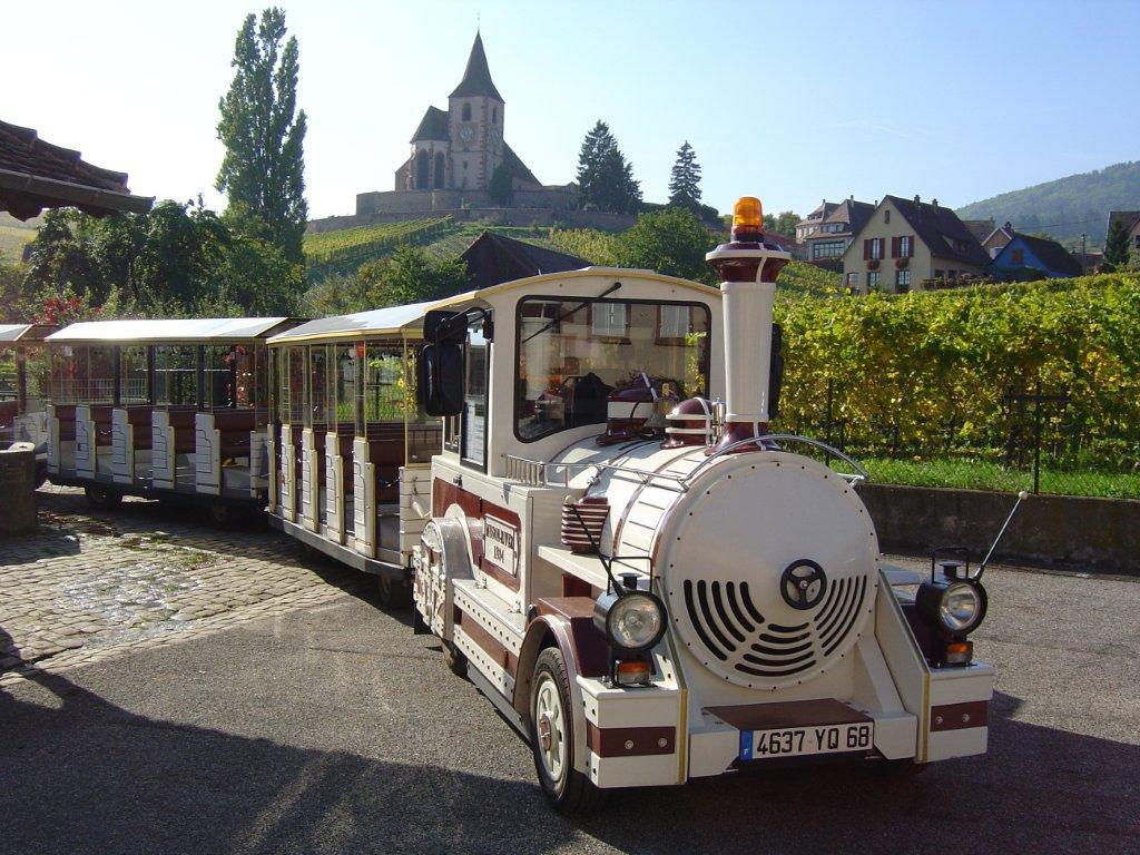 © Ribeauvillé-Petit train touristique (SAAT)
