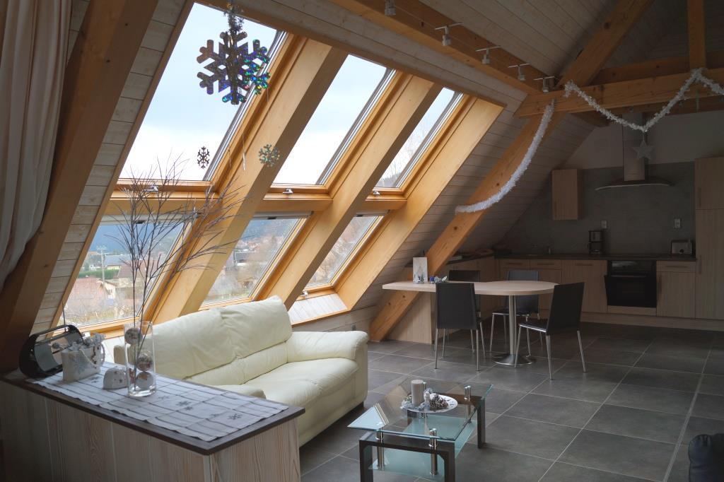 Meublé de tourisme STAEHLY Philippe - Gîtes du Taennchel - Loft