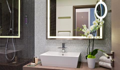 Salle de bains - Crédit : Fabrice Lambert