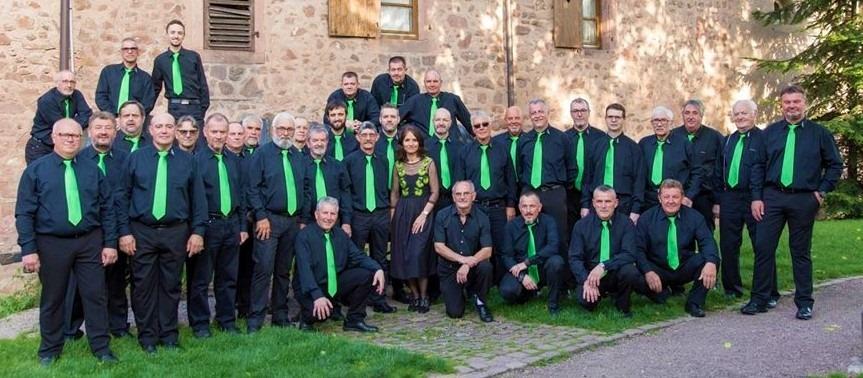 Concert de Noël du Choeur d'Hommes de Riquewihr