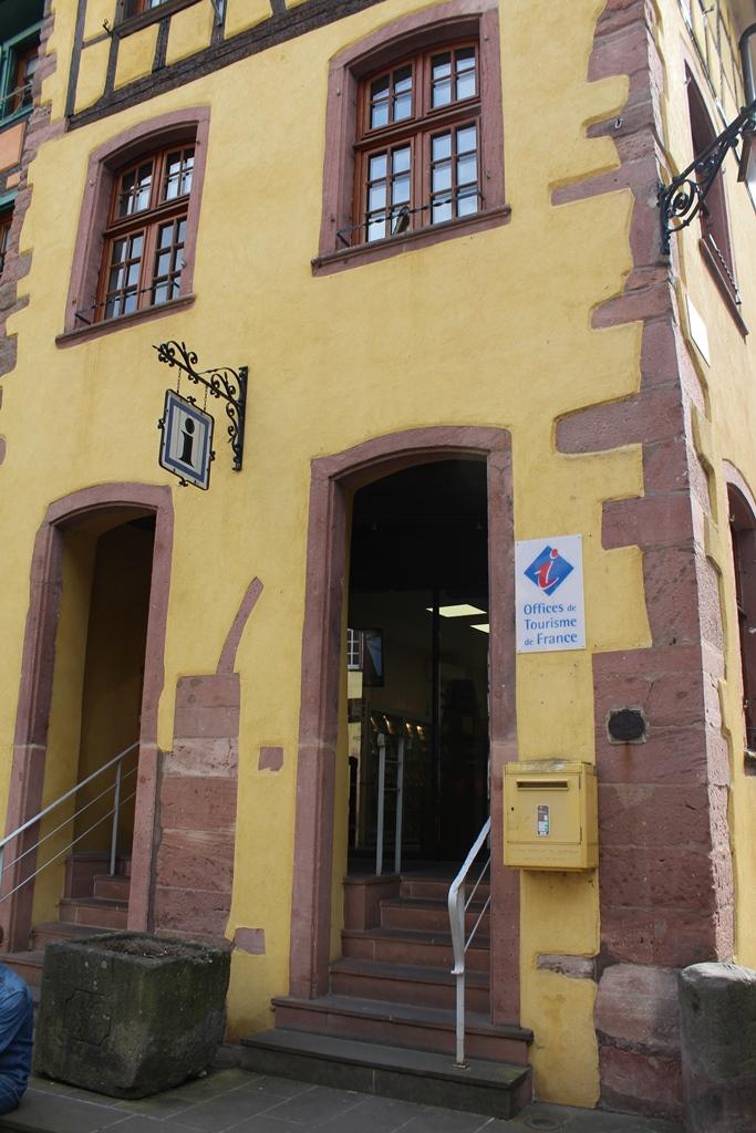 Office de tourisme bureau d 39 accueil de riquewihr for Bureau alsace