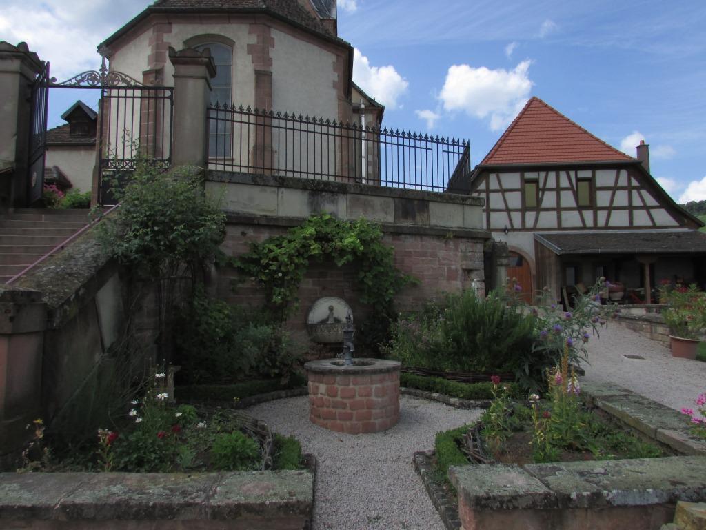 Jardin de Marie (jardin médiéval)