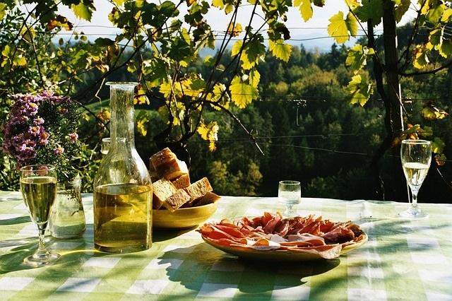 Pique-nique chez le Vigneron Indépendant d'Alsace - Domaine Sylvie Spielmann