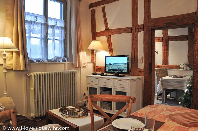 Meublé de tourisme Les Remparts de Riquewihr /Le Petit Ours