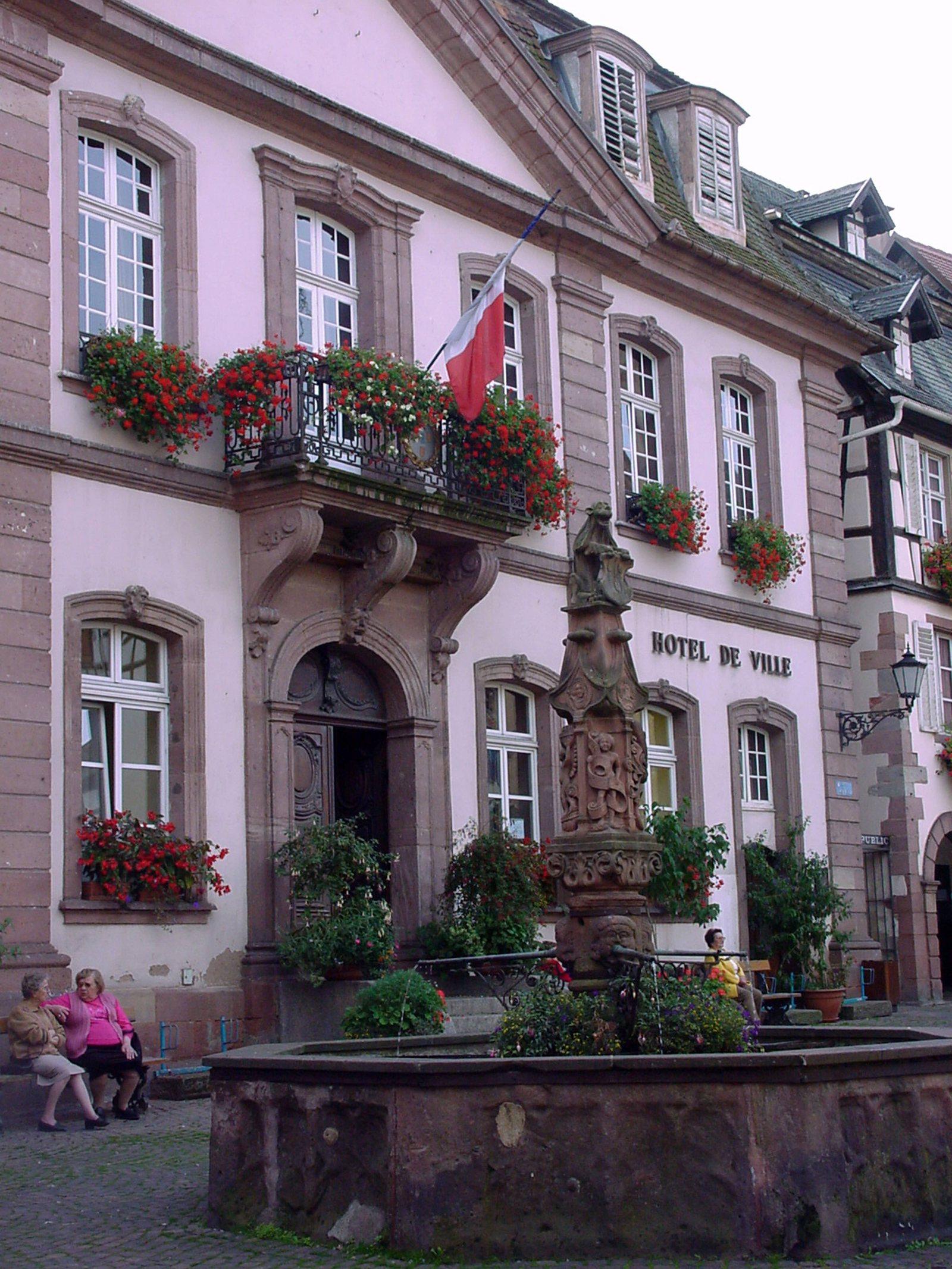 Journées du Patrimoine : visite du Trésor de l'Hôtel de Ville de Ribeauvillé