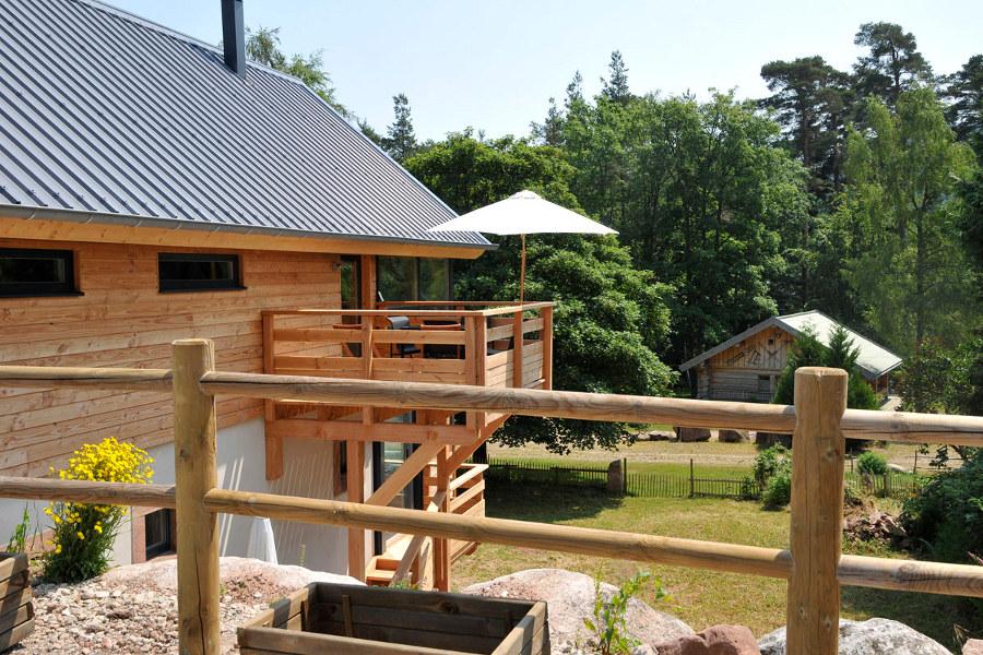 Meubl de tourisme belin la grange for La grange du meuble
