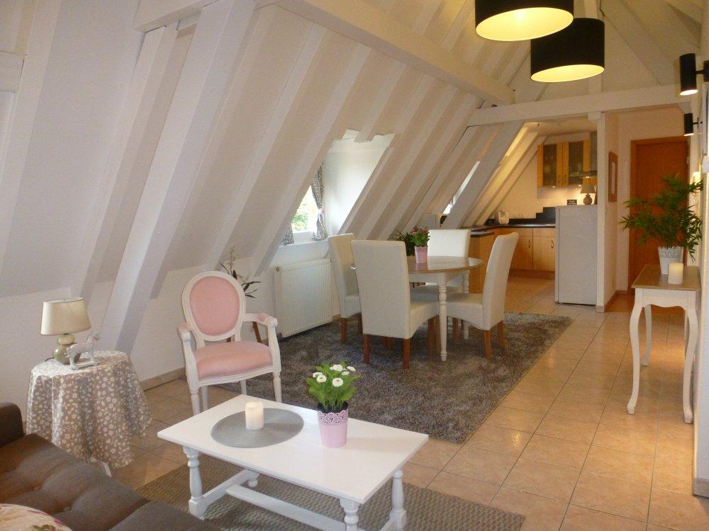 Appartement Victor et Léontine