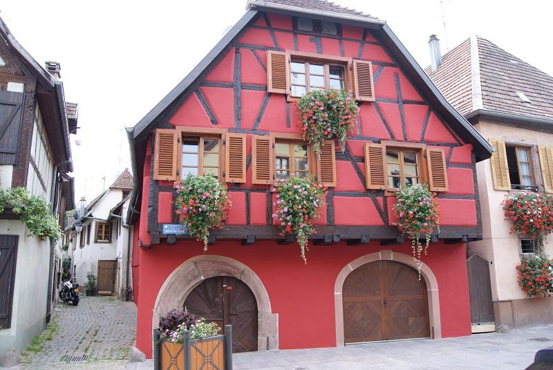 Meublé de tourisme JACQUES Alexandre / La Porte Haute
