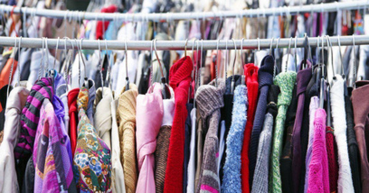 Bourse aux vêtements d'enfants