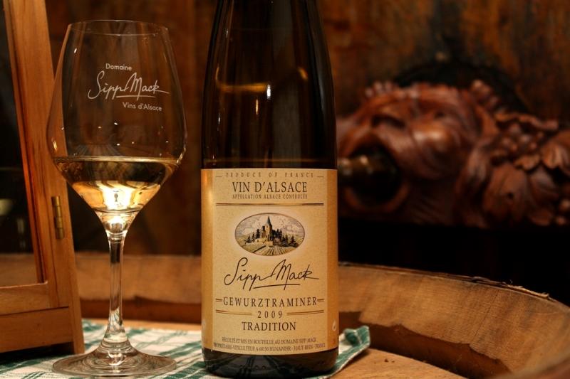 SIPP-MACK Vins d'Alsace