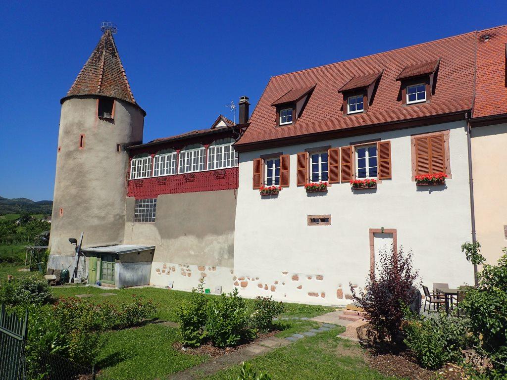 Location de vacances - Gîte de la tour